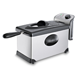 Stainless 3L Deep Fryer