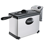 Stainless 4L Deep Fryer