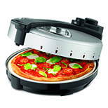 Rotating Stone Pizza Oven