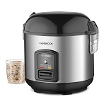 Rice Master 5 Cup Rice Cooker & Steamer