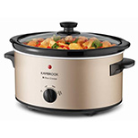World Of Flavours 3L Slow Cooker